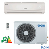 Ar Condicionado Split Elgin Hi-Wall Eco Plus com 9.000 BTUs Frio Turbo Branco