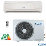 Ar Condicionado Split Elgin Hi-Wall Eco Plus com 12.000 BTUs, Frio, Turbo Mode, Branco