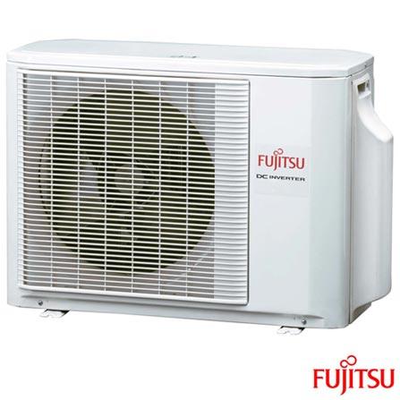 Ar Condicionado Split Fujitsu Inverter com Sensor de Presença com 9.000 BTUs Quente e Frio Branco - ASBG09LM/AOBG09LMCA, 220V, Branco, Split, 9.000 BTUs, 9.000 a 11.500 BTUs, Quente e Frio, Não especificado, A, 03 meses, Multi-Ar