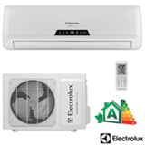 Ar Condicionado Split Electrolux Hi-Wall Inverter Techno com 12.000 BTUs Frio Turbo Mode Branco - BI12F/ BE12