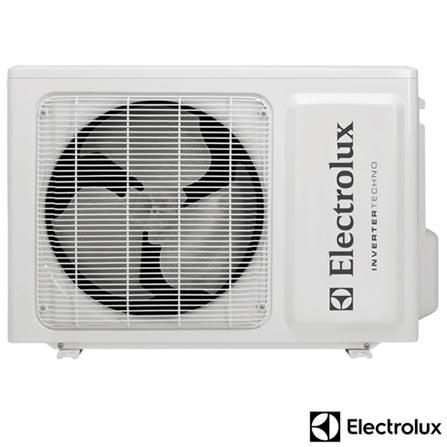 Ar Condicionado Split Electrolux Hi-Wall Inverter Techno com 12.000 BTUs Frio Turbo Mode Branco - BI12F/ BE12, 220V, Branco, Split, 12.000 BTUs, 12.000 a 18.500 BTUs, Frio, 1096 W, A, 12 meses, Multi-Ar
