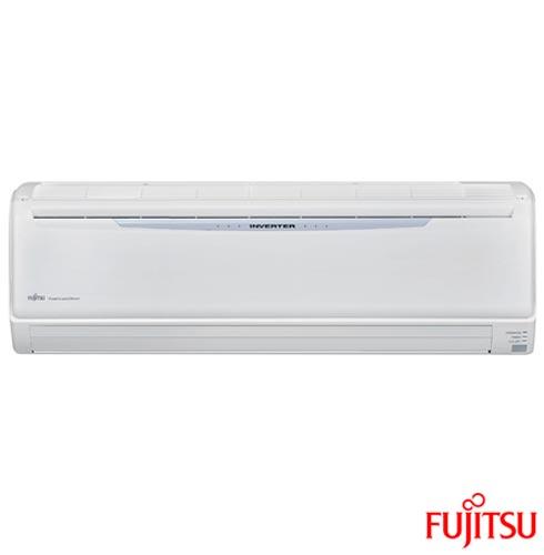 Ar Condicionado Split Fujitsu Hi-Wall Inverter 27.000 BTUs Frio Branco - ASBA30JFC/ AOBR30JFT, 220V, Branco, Split, 27.000 BTUs, Acima de 23.500 BTUs, Frio, Não especificado, A, 03 meses, Multi-Ar