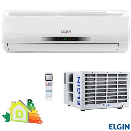 Ar Condicionado Split Elgin Window Compact com 9.000 BTUs, Frio, Branco - SQFIC90001/ SJFE90001, 110V, Branco, Split, 9.000 BTUs, 9.000 a 11.500 BTUs, Frio, 1010 W, D, 36 meses, Multi-Ar