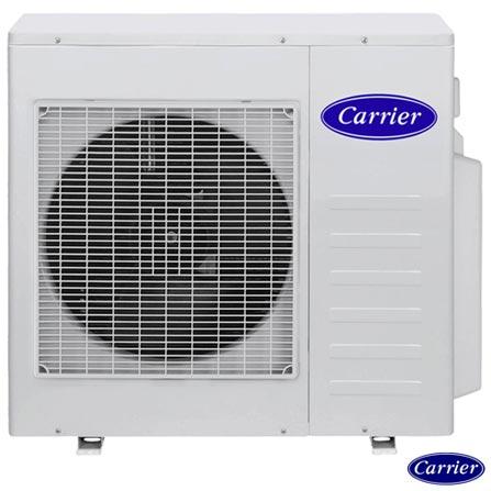 Ar Condicionado Multisplit Carrier Inverter com 3 x 12.000 BTUs Quente e Frio Turbo Branco - 42LVMA12C5, 220V, Branco, Split, 12.000 BTUs, 12.000 a 18.500 BTUs, Quente e Frio, 03 meses, Multi-Ar