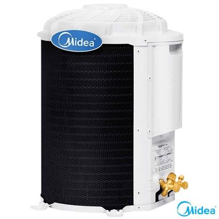 Ar Condicionado Split Hi-Wall Liva Eco Midea 9.000 BTUs, Quente e Frio Branco - 42MFQB09M5/38KQV09M5, 220V, Branco, Split, 9.000 BTUs, 9.000 a 11.500 BTUs, Quente e Frio, 814 W, A, 03 meses, Multi-Ar