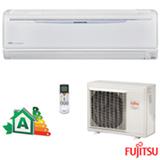 Ar Condicionado Split Fujitsu Hi-Wall Inverter com 18.000 BTUs Quente e Frio Turbo Branco - ASBA18LEC/ AOBR18LEC