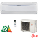 Ar Condicionado Split Fujitsu Hi-Wall Inverter com 22.000 BTUs, Frio, Branco - ASBA24JMCA/AOBR24JMLA