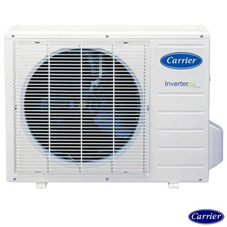Ar Condicionado Split Hi-wall X-Power Inverter Carrier com 18.000 BTUs Quente e Frio Branco - 42LVQC18C5/38LVQC18C5, 220V, Branco, Split, 18.000 BTUs, 12.000 a 18.500 BTUs, Quente e Frio, 1547 W, A, 03 meses, Multi-Ar