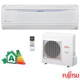 Ar Condicionado Split Fujitsu Hi-Wall Inverter com 27.000 BTUs Quente e Frio Turbo Branco - ASBA30LFC/AOBR30LFT