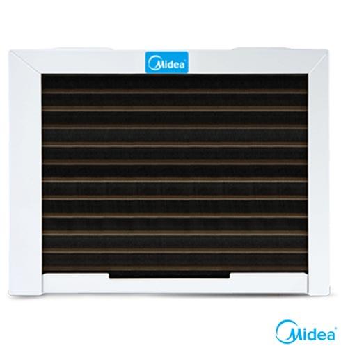Ar Condicionado Split Midea Novo Window com 9.000 BTUs, Frio, Branco - 42MWCB09M5/38MWCB09M5, 220V, Branco, Split, 9.000 BTUs, 9.000 a 11.500 BTUs, Frio, 935 W, C, 03 meses, Multi-Ar