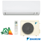 Ar Condicionado Split Daikin Hi-Wall Inverter Advance com 12.000 BTUs, Frio, Branco - STK09P5VL