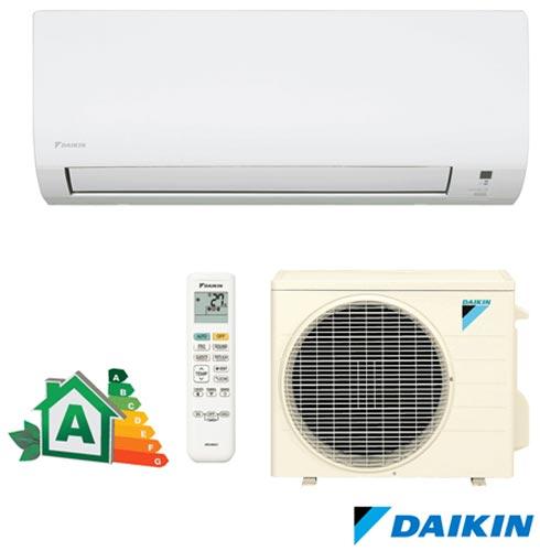 Ar Condicionado Split Daikin Hi-Wall Inverter Advance com 12.000 BTUs, Frio, Branco - STK09P5VL, 220V, Branco, Split, 12.000 BTUs, 12.000 a 18.500 BTUs, Frio, 1026 W, A, 03 meses, Multi-Ar