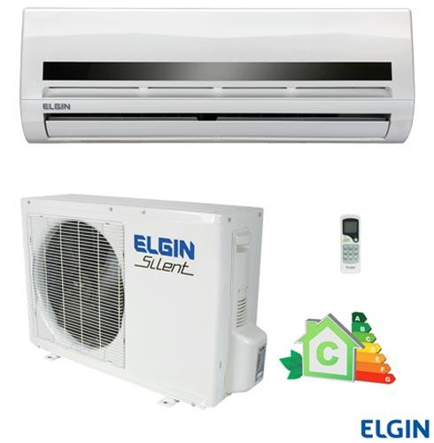 Ar Condicionado Split Elgin Silent com 30.000 BTUs Frio Turbo Branco - SRFI300002, 220V, Branco, Split, 30.000 BTUs, Acima de 23.500 BTUs, Frio, 3050 W, C, 03 meses, Multi-Ar