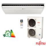 Ar Condicionado Split Fujitsu Teto Inverter com 42.000 BTUs, Quente e Frio, Branco - ABBG45LRTA/AOBG45LBTA