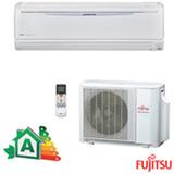 Ar Condicionado Split Fujitsu Hi-Wall Inverter com 24.000 BTUs, Quente e Frio, Branco - ASBA24LFC/AOBR24LFL