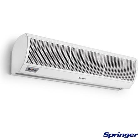 Cortina de Ar 0,90 m Springer Branco - ACF09S5, 220V, Branco, 190 W, 03 meses, Multi-Ar