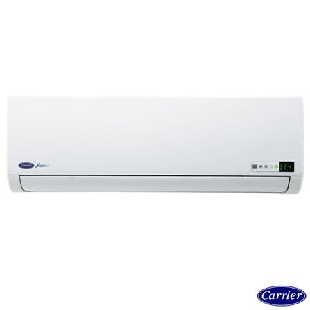 Ar Condicionado Multisplit Carrier Inverter com 1x12.000 e 1x18.000 BTUs Quente e Frio Turbo Branco - 42LVMA, 220V, Branco, Split, Quente e Frio, A, 03 meses, Multi-Ar