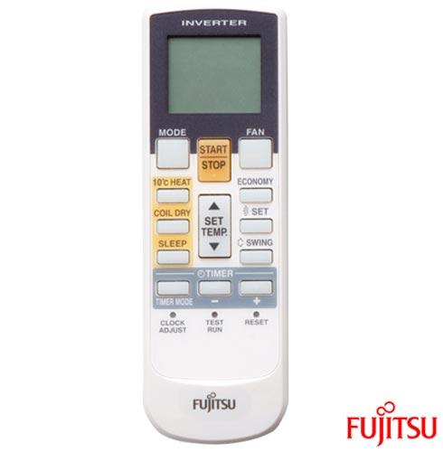Ar Condicionado Split Fujitsu Cassete Inverter com 45.000 BTUs Quente e Frio Turbo Mode Branco - AUBG54LRLA, 220V, Branco, Split, 45.000 BTUs, Acima de 23.500 BTUs, Quente e Frio, 4270 W, B, 03 meses, Multi-Ar