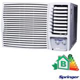 Ar Condicionado Janela Springer Silentia Manual com 30.000 BTUs Frio Branco - ZCB305BB