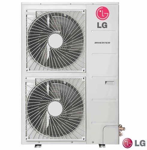 Ar Condicionado Split LG Cassete Inverter com 54.000 BTUs Frio Turbo Branco - AT-Q54GMLE5, 220V, Branco, Split, 54.000 BTUs, Acima de 23.500 BTUs, Frio, 5220 W, B, 03 meses, Multi-Ar