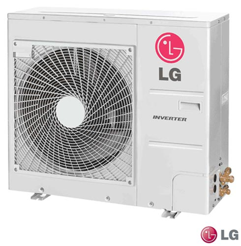 Ar Condicionado Split LG Teto Inverter com 35.000 BTUs Frio Turbo Branco - AV-Q36GKLA2, 220V, Branco, Split, 35.000 BTUs, Acima de 23.500 BTUs, Frio, 3380 W, B, 03 meses, Multi-Ar