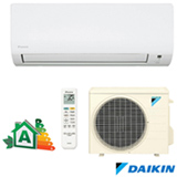 Ar Condicionado Split Daikin Hi-Wall Advance Inverter com 9.000 BTUs Frio Turbo Branco - STK09P5VL