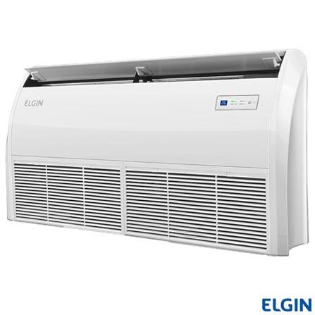 Ar Condicionado Split Elgin Piso Teto Eco com 60.000 BTUs Frio Turbo Branco - PEFI60B2NA/PEFE60B3NA, 220V, Branco, Split, 60.000 BTUs, Acima de 23.500 BTUs, Frio, 6000 W, C, 03 meses, Multi-Ar