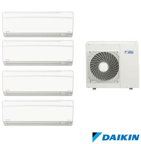 , 220V, Branco, Split, Quente e Frio, 2650 W e 2400 W, A, 24 meses, Multi-Ar