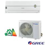 Ar Condicionado Split Gree Hi-Wall Garden com 9.000 BTUs Frio Turbo Branco - GWC09MA-D1NNA8C/I