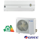 Ar Condicionado Split Gree Hi-Wall Garden com 28.000 BTUs Frio Turbo Branco - GWC28ME
