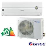 Ar Condicionado Split Gree Hi-Wall Garden com 12.000 BTUs Frio Turbo Branco - GWC12MB-D1NNA8F/I