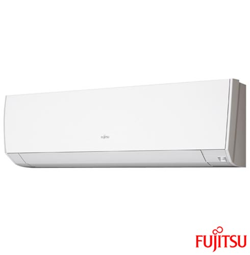 Ar Condicionado Multi Split Fujitsu Inverter com 1 x 7.000 + 2 x 9.000 BTUs, Quente e Frio, Turbo, Branco - ASBG07LMCABR, 220V, Branco, Split, 7.000 BTUs, 5.000 a 8.500 BTUs, Quente e Frio, 2060 W, A, 03 meses, Multi-Ar