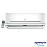 Ar Condicionado Split Hi-Wall Springer Midea com 30.000 BTUs, Quente e Frio, Turbo, Branco - 42MAQA30S5