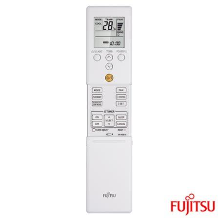 Ar Condicionado Multi Split Fujitsu Inverter com 1 x 9.000 + 3 x 12.000 BTUs, Quente e Frio, Branco - ASBG09LMCA-BR, 220V, Branco, Split, 9.000 BTUs, 9.000 a 11.500 BTUs, Quente e Frio, 3580 W, A, 03 meses, Multi-Ar
