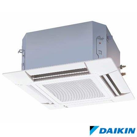 Ar Condicionado Multi Split Daikin Advance com 2 x 9.000 + 18.000 + Cassete 4 Vias 18.000 BTUs, Quente e Frio, Branco, 220V, Branco, Split, 9.000 BTUs, 9.000 a 11.500 BTUs, Quente e Frio, 3200 W e 2500 W, A, 03 meses, Multi-Ar