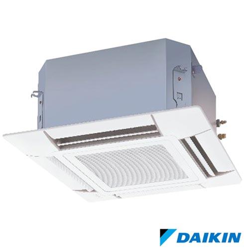Ar Condicionado Multi Split Daikin Advance Inverter com 2 x 9.000 + Cassete 4 Vias 12.000 BTUs, Quente e Frio, Branco, 220V, Branco, Split, 9.000 BTUs, 9.000 a 11.500 BTUs, Quente e Frio, 1450 W e 1860 W, A, 03 meses, Multi-Ar