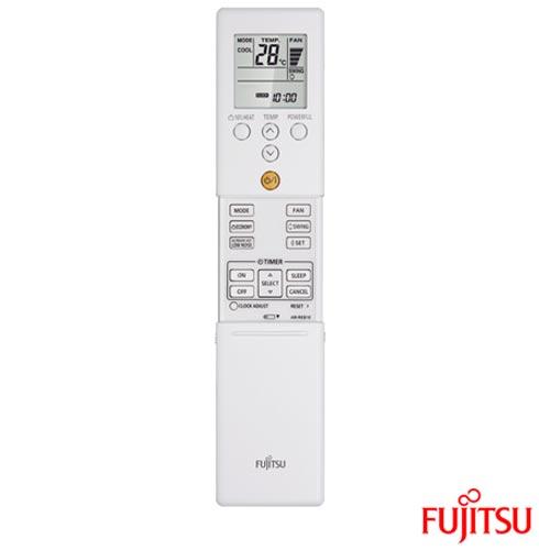 Ar Condicionado Multi Split Fujitsu Inverter com 2x 12.000 BTUs, Quente e Frio, Turbo Mode,  Branco - ASBG12LMCA-BR, 220V, Branco, Split, 12.000 BTUs, 12.000 a 18.500 BTUs, Quente e Frio, 2060 W, A, 03 meses, Multi-Ar