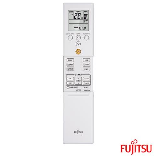 Ar Condicionado Multi Split Fujitsu Inverter com 2 x 7.000 + 1 x 9.000 BTUs, Quente e Frio, Turbo, Branco - ASBG07LMCABR, 220V, Branco, Split, 7.000 BTUs, 5.000 a 8.500 BTUs, Quente e Frio, 2060 W, A, 03 meses, Multi-Ar