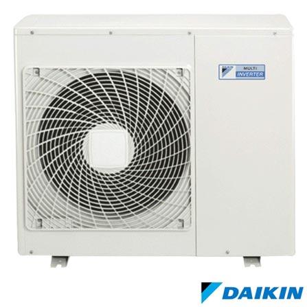 Ar Condicionado Multi Split Daikin Advance 3 x 9.000 + Cassete 4 Vias 1 x 18.000 BTUs, Quente e Frio, Branco - FFQ50KVL, 220V, Branco, Split, 9.000 BTUs, 9.000 a 11.500 BTUs, Quente e Frio, 2530 W e 2390 W, A, 03 meses, Multi-Ar