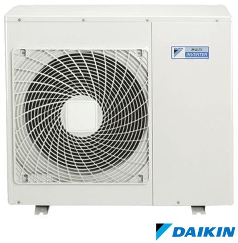 Ar Condicionado Multi Split Daikin Advance Inverter com 3 x 18.000 BTUs, Quente e Frio, Branco - FTXS50KVM, 220V, Branco, Split, 18.000 BTUs, 12.000 a 18.500 BTUs, Quente e Frio, 3180 W e 2340 W, A, 03 meses, Multi-Ar