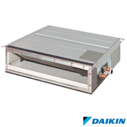 Ar Condicionado Multi Split Daikin Advance 1 x 9.000 + 2 x 12.000 + Duto 12.000 BTUs, Quente e Frio, Branco - FTXS25KVM, 220V, Branco, Split, 9.000 BTUs, 9.000 a 11.500 BTUs, Quente e Frio, 2650 W e 2400 W, A, 03 meses, Multi-Ar