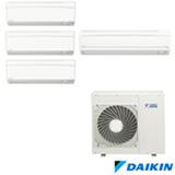 Ar Condicionado Multi Split Daikin Advance com 1 x 9000 + 2 x 12000 + 1 x 21000 BTUs, Quente e Frio, Branco - FTXS35KVM