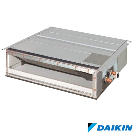 Ar Condicionado Multi Split Daikin Advance Inverter com 2 x 9.000 + 2 x 12.000 + Duto 12.000 BTUs, Quente e Frio, Branco, 220V, Branco, Split, 9.000 BTUs, 9.000 a 11.500 BTUs, Quente e Frio, 3460 W a 3240 W, A, 03 meses, Multi-Ar