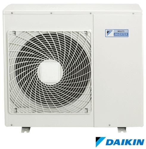 Ar Condicionado Multi Split Daikin Advance Inverter com 3 x 9.000 + 1 x 24.000 BTUs, Quente e Frio, Branco - FTXS25KVM, 220V, Branco, Split, 9.000 BTUs, 9.000 a 11.500 BTUs, Quente e Frio, 3180 W e 2340 W, A, 03 meses, Multi-Ar