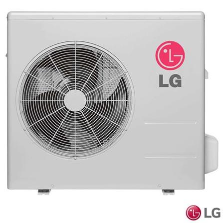 Ar Condicionado Split Cassete LG com 33.000 BTUs, Quente e Frio, Turbo, Branco - LT-H332NLE1, 220V, Não se aplica, Split, 33.000 BTUs, Acima de 23.500 BTUs, Quente e Frio, 3650 W e 3000 W, D, 12 meses, Multi-Ar