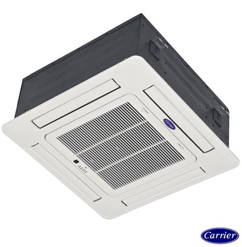Ar Condicionado Split Cassete Carrier 18.500 BTUs Frio 220V, 220V, Não se aplica, Split, 18.500 BTUs, 12.000 a 18.500 BTUs, Quente e Frio, Não especificado, D, 12 meses, Multi-Ar