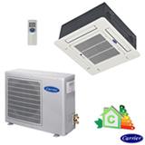 Ar Condicionado Split Cassete Carrier com 24.000 BTUs, Quente e Frio - 40KWQA024515LC