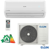 Ar Condicionado Split Hi-Wall Eco Inverter Elgin 9.000 BTUs, Função Turbo, Frio, Branco, 220V
