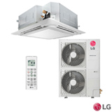 Ar Condicionado Split Cassete Inverter LG com 50.000 BTUs, Quente e Frio, Turbo Branco - AT-W60GMLP0