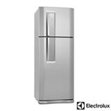 Refrigerador de 02 Portas Electrolux Frost Free com 427 Litros com Painel Eletrônico Blue Touch Inox - DF51X